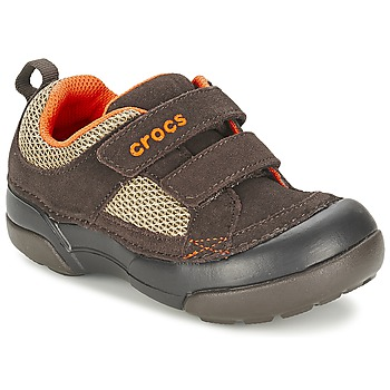 Crocs DAWSON HOOK & LOOP Marron