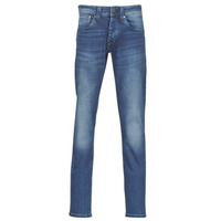 Vêtements Homme Jeans droit Pepe jeans CASH GS7 Bleu Medium