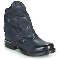 Chaussures Femme Boots Airstep / A.S.98 SAINT METAL Bleu