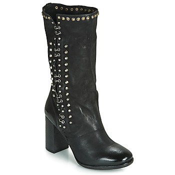 Chaussures Femme Bottines Airstep / A.S.98 ADEF Noir