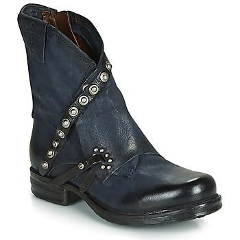 Chaussures Femme Boots Airstep / A.S.98 SAINT EC RIVET Bleu