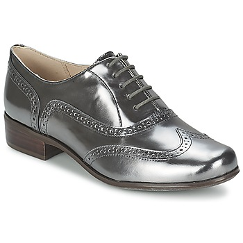 Chaussures Femme Richelieu Clarks HAMBLE OAK Argent