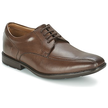 Chaussures Homme Derbies Clarks GOSWORTH OVER Marron