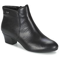 Chaussures Air max tnFemme Bottines Clarks MELANIE SU GTX Noir