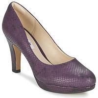 Chaussures Air max tnFemme Escarpins Clarks CRISP KENDRA Violet