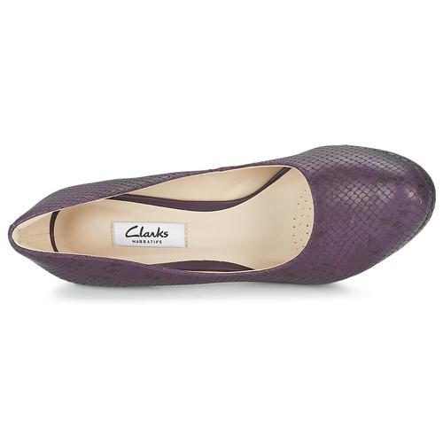 Clarks CRISP KENDRA Violet
