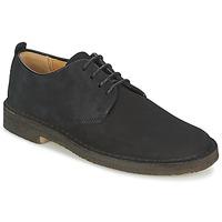 Chaussures Homme Derbies Clarks DESERT LONDON Noir