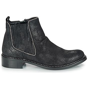 Boots Regard roal v1 croste serpente preto