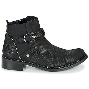 Boots Regard roala v1 croste serpente preto