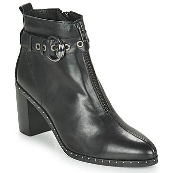 Chaussures Femme Bottines Philippe Morvan BAXEL3 V1 MAIA Noir