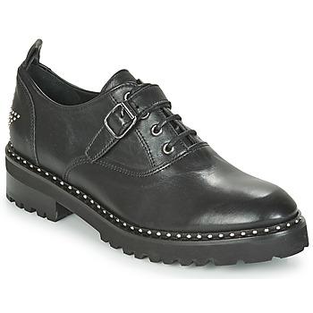 Chaussures Femme Derbies Philippe Morvan DAILY V1 MAIA Noir