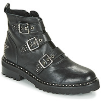 Chaussures Femme Boots Philippe Morvan DRAFT V1 MAIA Noir