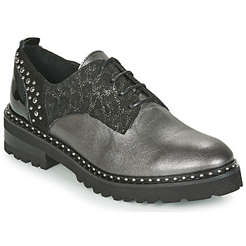 Chaussures Femme Derbies Philippe Morvan DIVON V2 Gris