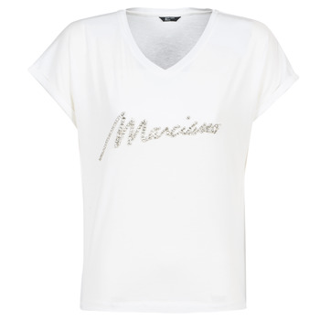 Vêtements Femme T-shirts manches courtes Marciano CRYSTAL Blanc
