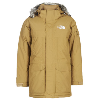 Vêtements Homme Parkas The North Face MENS MC MURDO Camel