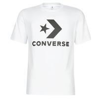 Vêtements Homme T-shirts manches courtes Converse STAR CHEVRON Blanc
