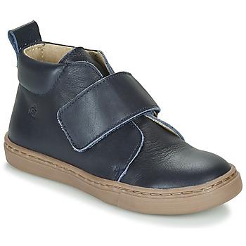 Chaussures Garçon Boots Citrouille et Compagnie FOJAMO Marine