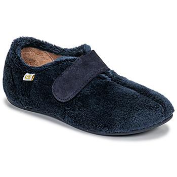 Chaussures Garçon Chaussons Citrouille et Compagnie LAFINOU Marine