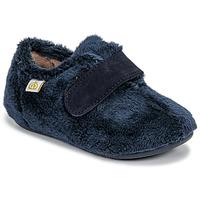Chaussures Enfant Chaussons Citrouille et Compagnie LAFINOU Marine