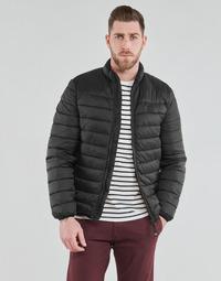 Vêtements Homme Doudounes Oxbow L2JUNCO Noir