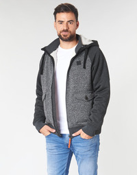 Vêtements Homme Blousons Oxbow L2SPOOL Gris Anthracite