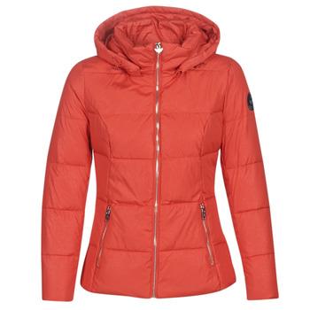 Vêtements Femme Doudounes Les Petites Bombes W19V8503 Rouge