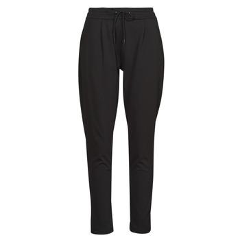 Vêtements Femme Pantalons fluides / Sarouels Les Petites Bombes ALEXANDRA Noir