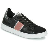 Chaussures Femme Baskets basses Yurban LIEO Noir