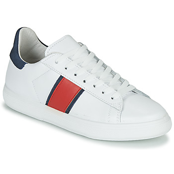 Chaussures Femme Baskets basses Yurban LIEO Blanc