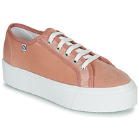 Chaussures Femme Baskets basses Yurban SUPERTELA Rose