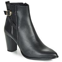 Chaussures Femme Bottines So Size AURELIO Noir