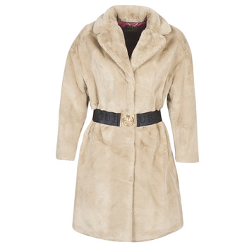 Vêtements Femme Manteaux Guess SHELLY Beige
