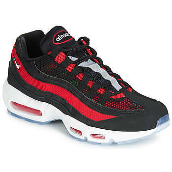 Chaussures Homme Baskets basses Nike AIR MAX 95 Noir / Rouge
