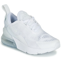 Chaussures Fille Baskets basses Nike AIR MAX 270 Blanc