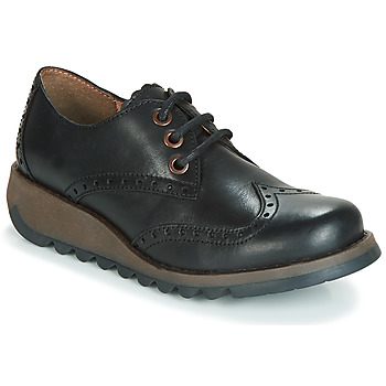 Chaussures Femme Derbies Fly London SUME Noir