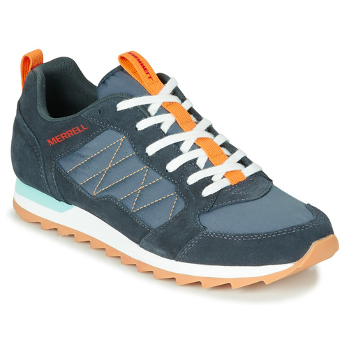 Chaussures Homme Baskets basses Merrell ALPINE SNEAKER Bleu / Orange