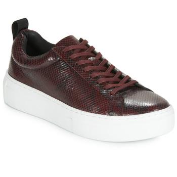Chaussures Femme Baskets basses Vagabond ZOE PLATFORM Bordeaux