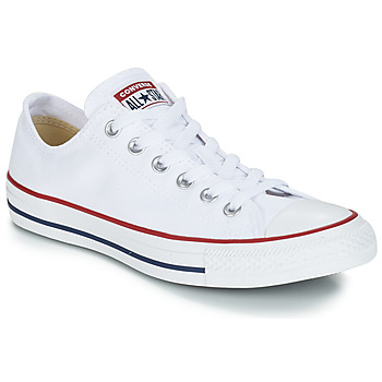 7de359e2937e Chaussures Baskets basses Converse CHUCK TAYLOR ALL STAR CORE OX Blanc  Optical