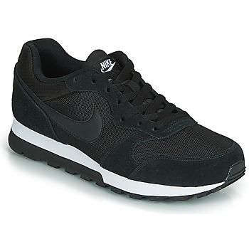 Chaussures Femme Baskets basses Nike MD RUNNER 2  W Noir
