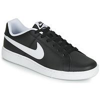 Chaussures Homme Baskets basses Nike COURT ROYALE Noir / Blanc