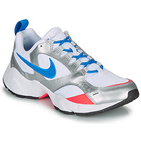 Chaussures Homme Baskets basses Nike AIR HEIGHTS Blanc / Bleu / Orange