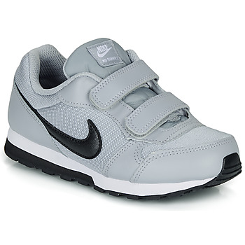 Chaussures Enfant Baskets basses Nike MD RUNNER 2 PRE-SCHOOL Gris / Noir