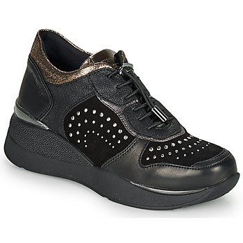 Chaussures Femme Baskets basses Stonefly ELETTRA 6 Noir