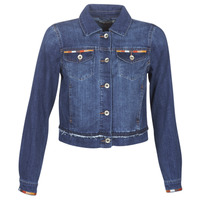 Vêtements Femme Vestes en jean Cream DIWA Bleu