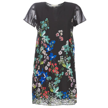 Vêtements Femme Robes courtes Desigual LORETHA Multicolore