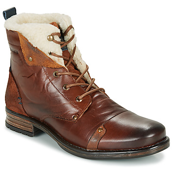 Chaussures Homme Boots Redskins YOUDINE Marron