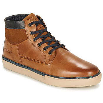 Chaussures Homme Baskets montantes Redskins COURNOL Cognac