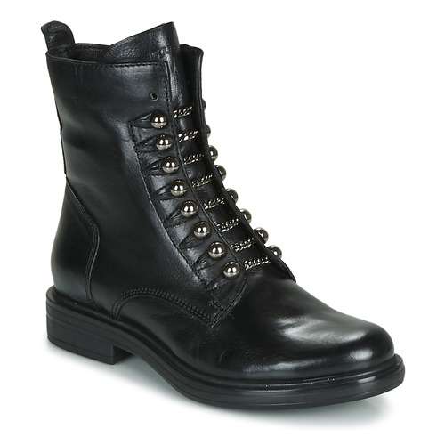 Chaussures Femme Boots Mjus CAFE STYLE Noir