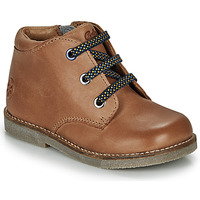 Chaussures Enfant Boots Aster SELAS Camel