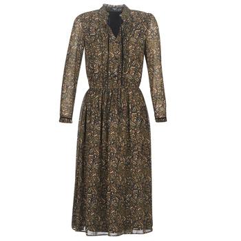 Vêtements Femme Robes courtes Deeluxe SELENA Noir